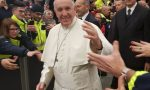 Volontari bergamaschi in udienza dal Papa FOTO