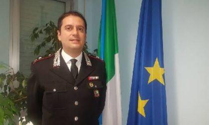Il comandante dei carabinieri Papasodaro promosso a Maggiore