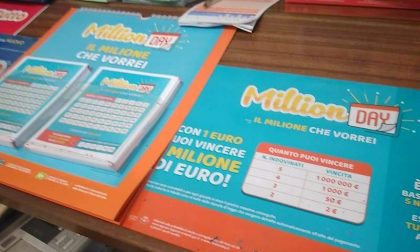 MillionDAY centrata a Crema la cinquina da 1 milione