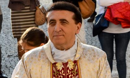Addio don Stefano Moruzzi, ex parroco di Calcio