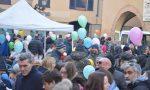 Animali, dolci e palloncini… folla in piazza a Caravaggio per Santa Lucia FOTO