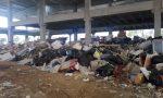 Rifiuti smaltiti illegalmente, capannone sotto sequestro FOTO