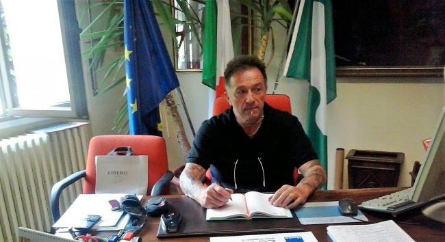 Elezioni comunali 2019, Palladini si ricandida a sindaco