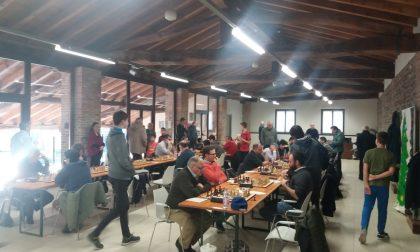 Campionato di scacchi provinciale, a Spirano la gara è aperta FOTO