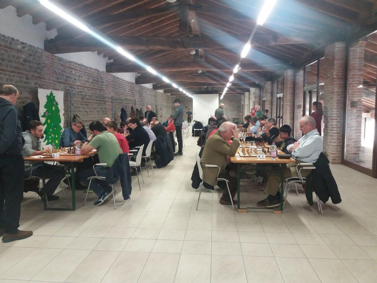 campionato di scacchi spirano
