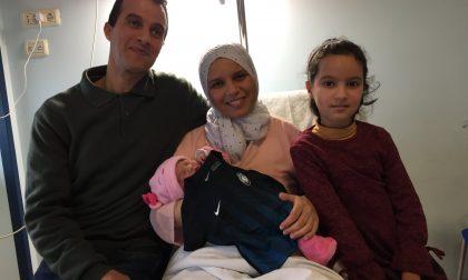 E' Mariam la prima nata dell'anno a Treviglio