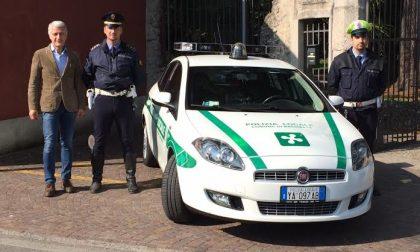 Numeri da record per la Polizia Locale di Brembate