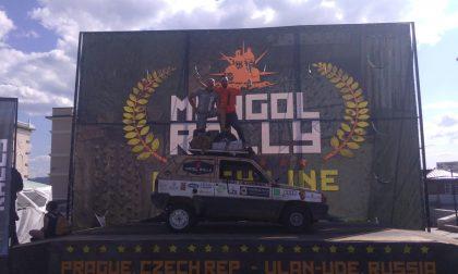 La regina del Mongol rally finalmente a casa