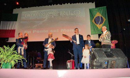 Pienone per il concerto italo-brasiliano solidale