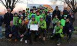 Nature and Bike riceve la targa di scuola di ciclismo