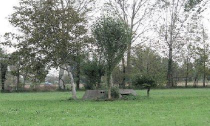Bunker nei campi ricorda l'occupazione nazifascista