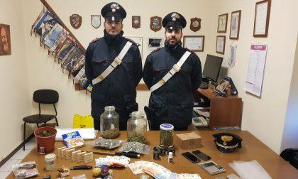 Blitz antidroga: due arresti, un chilo di droga e 3mila euro in contanti