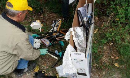 Volontari ripuliscono Fara, ma per la roggia Franca serve altro