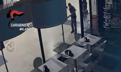 Incendio doloso di una pasticceria: cinque arresti VIDEO