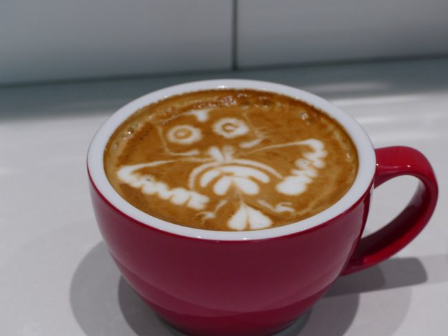 Passione per il caffè