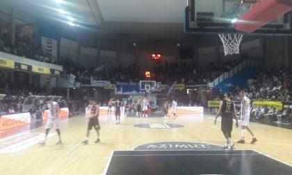 Grande Remer Treviglio, i biancoblu vincono il derby a Bergamo