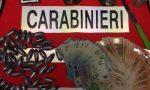 Un chilo di hashish e 5mila euro in contanti, arrestato
