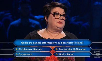 """Vince 150mila euro a """"Chi vuole essere milionario?"""" e promette una donazione a Magica Musica"""