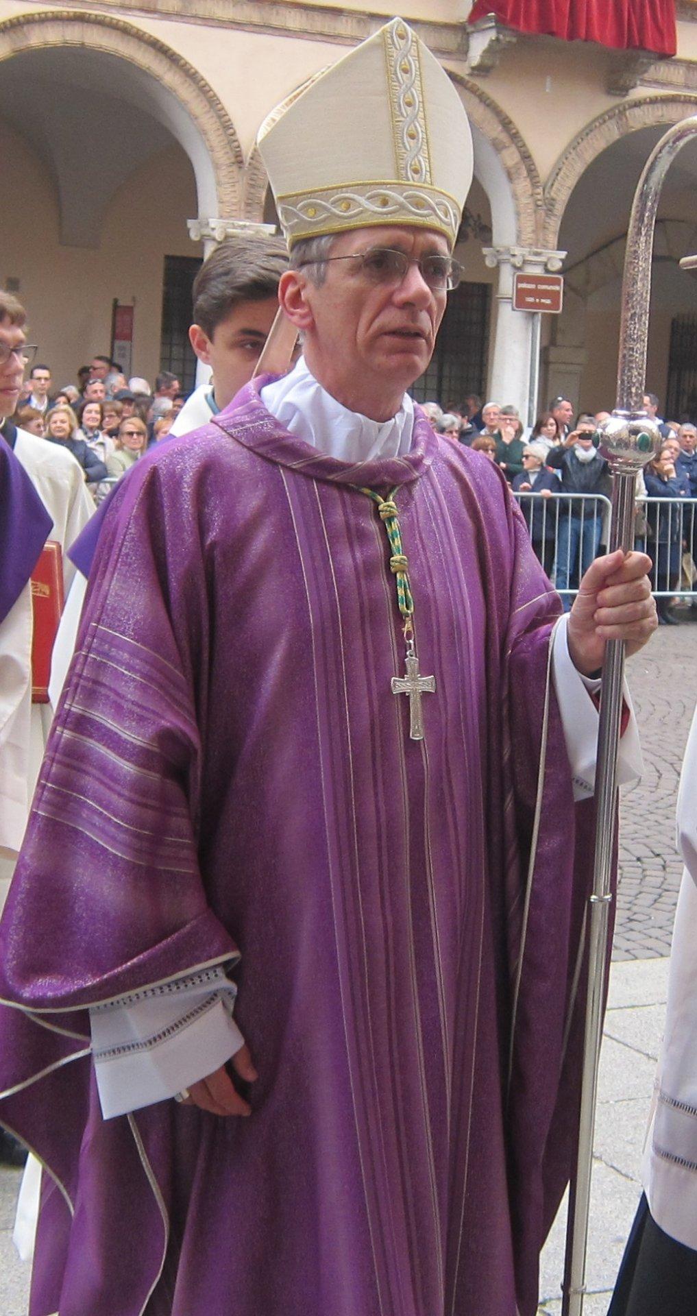 Monsignor Daniele Gianotti