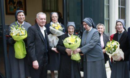 Brignano dà l'addio a don Luciano Manenti, il parroco teologo