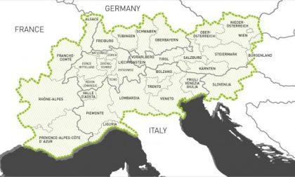 Strategia per la Macroregione alpina: la presidenza passa alla Lombardia