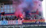 """La Gradinata Volponi torna a sostenere il Vailate e """"incendia"""" gli stadi"""