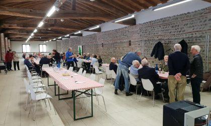 Pranzo dei nonni, una tradizione per la sezione Lega Nord