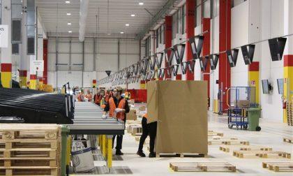 Amazon apre un nuovo hub nella Bassa e assume 900 persone