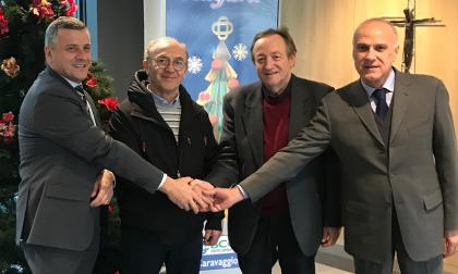 Bcc Caravaggio e Cremasco dona un appartamento alla Caritas di Crema
