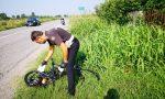 In bici sulle strade, una petizione per renderle sicure