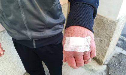 Anziano aggredito a sputi e spintoni da un tossicodipendente