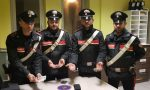 Hashish e cocaina arrestato pusher 31enne