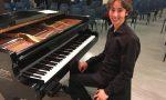 Alle Tommaso Grossi ospite il pianista pluripremiato Josef Mossali