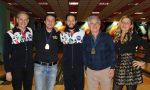 I campioni del mondo sulle piste del bowling di Caravaggio FOTO