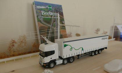 Climate day: Brebemi presenta l'autostrada elettrica in Germania