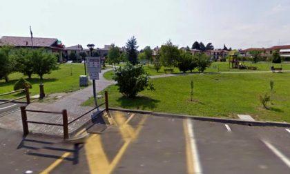Il parco comunale San Francesco reintitolato agli Alpini