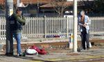 Fermo sui binari minaccia di togliersi la vita, salvato dalla Polizia FOTO
