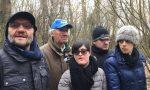 I volontari ripuliscono Castel Cerreto e il Bosco del Castagno VIDEO