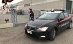 Tenta il furto in azienda, sorpreso dai carabinieri finisce in manette