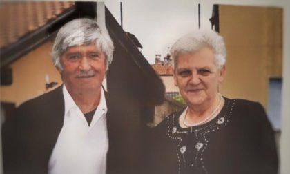 Claudio e Maria Rosa, insieme nella vita come nella morte