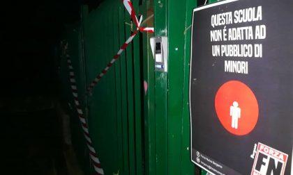 Bergamo, a lezione si parla di sesso orale: blitz di Forza Nuova contro la scuola