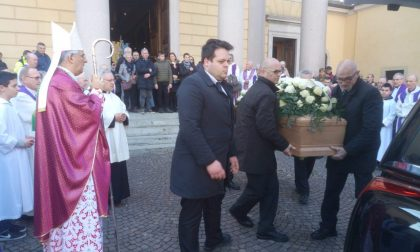 Addio a don Luciano Manenti, tre paesi in lutto