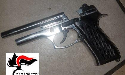 Colpi d'arma da fuoco, i vicini chiamano il 112, arrestato