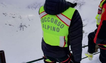 Travolto da una valanga, grave scialpinista in Valle Imagna