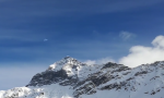 Smascherato il video sull'UFO, adesso volano tre oggetti sul Pizzo Scalino VIDEO