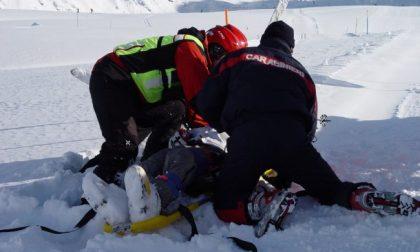 Sciatore milanese muore a Livigno