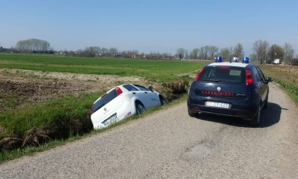 Fuori strada a Quintano: forse un malore all'origine dell'incidente