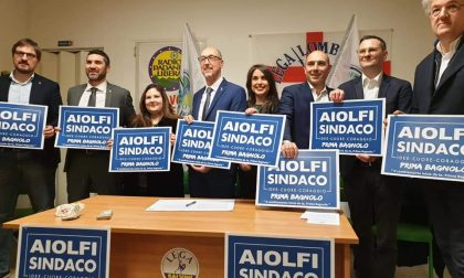 Paolo Aiolfi è il candidato ufficiale della lista Prima Bagnolo