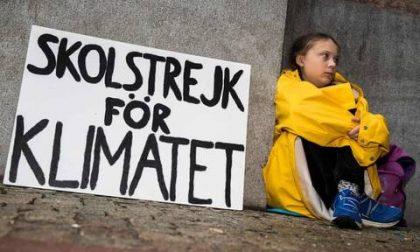 Lo sciopero per il futuro oggi a Boltiere
