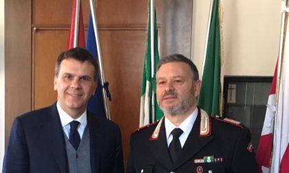 I carabinieri incontrano la citadinanza a Soncino